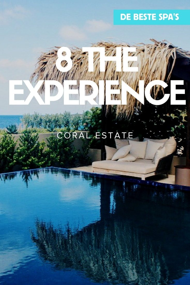 De beste spa's op Curacao - 8 the experience