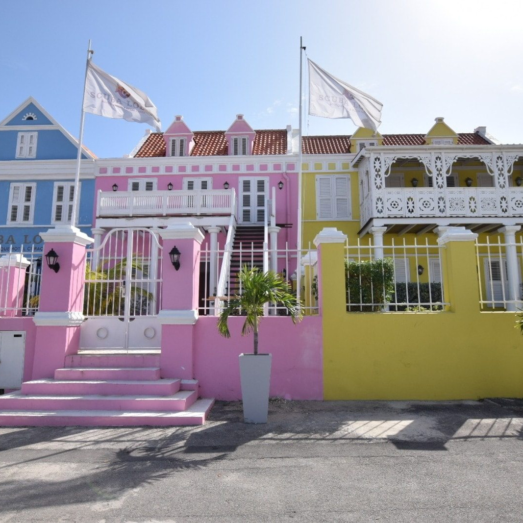 Scuba Lodge Curacao in Pietermaai District