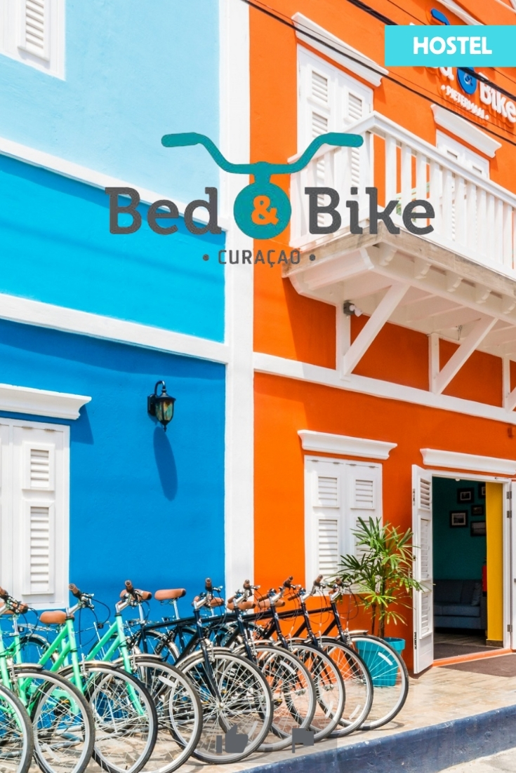 Bed & Bike hostel op Curacao