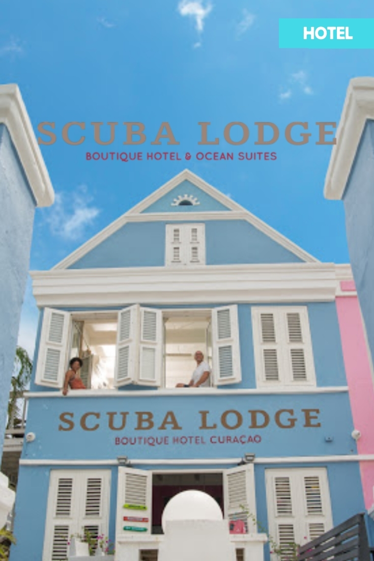 Scuba Lodge hotel in Pietermaai