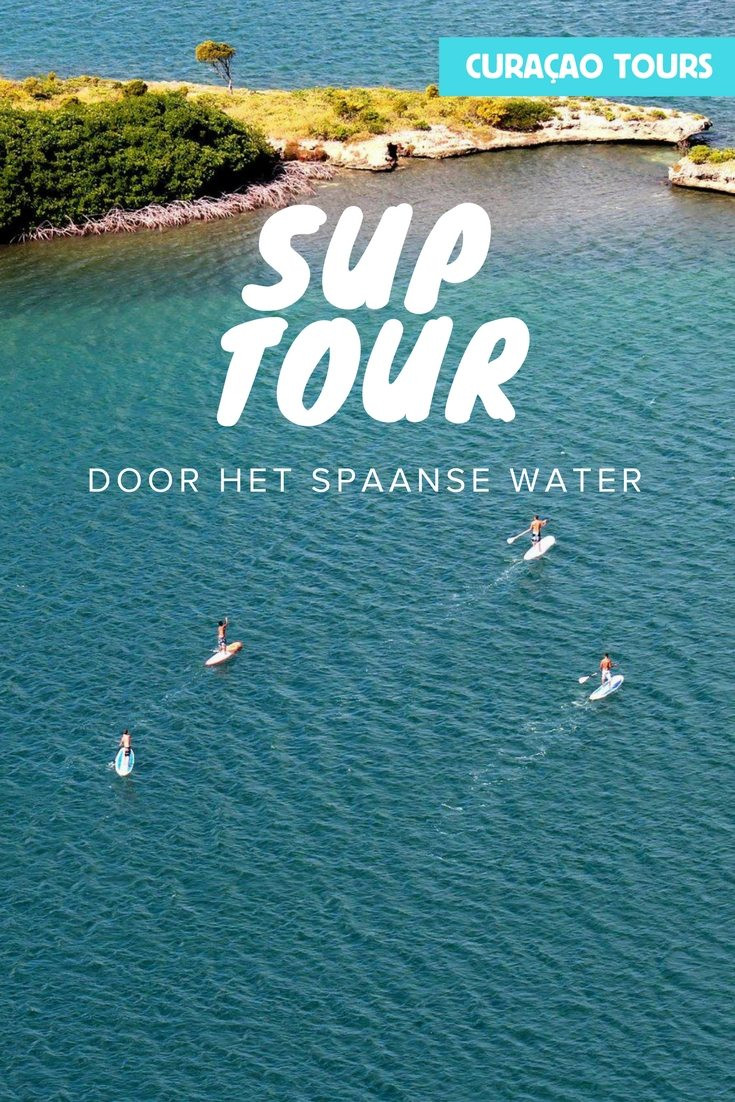 Sup tour door Spaanse Water
