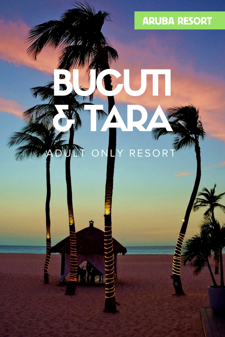 DolfijnGO - resorts op Aruba - Bucuti & Tara Beach Resort