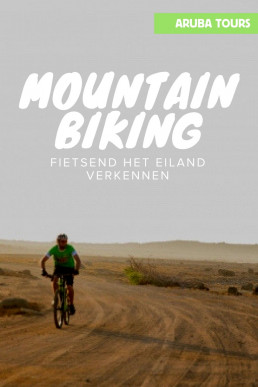 Tours op Aruba: Mountain biking