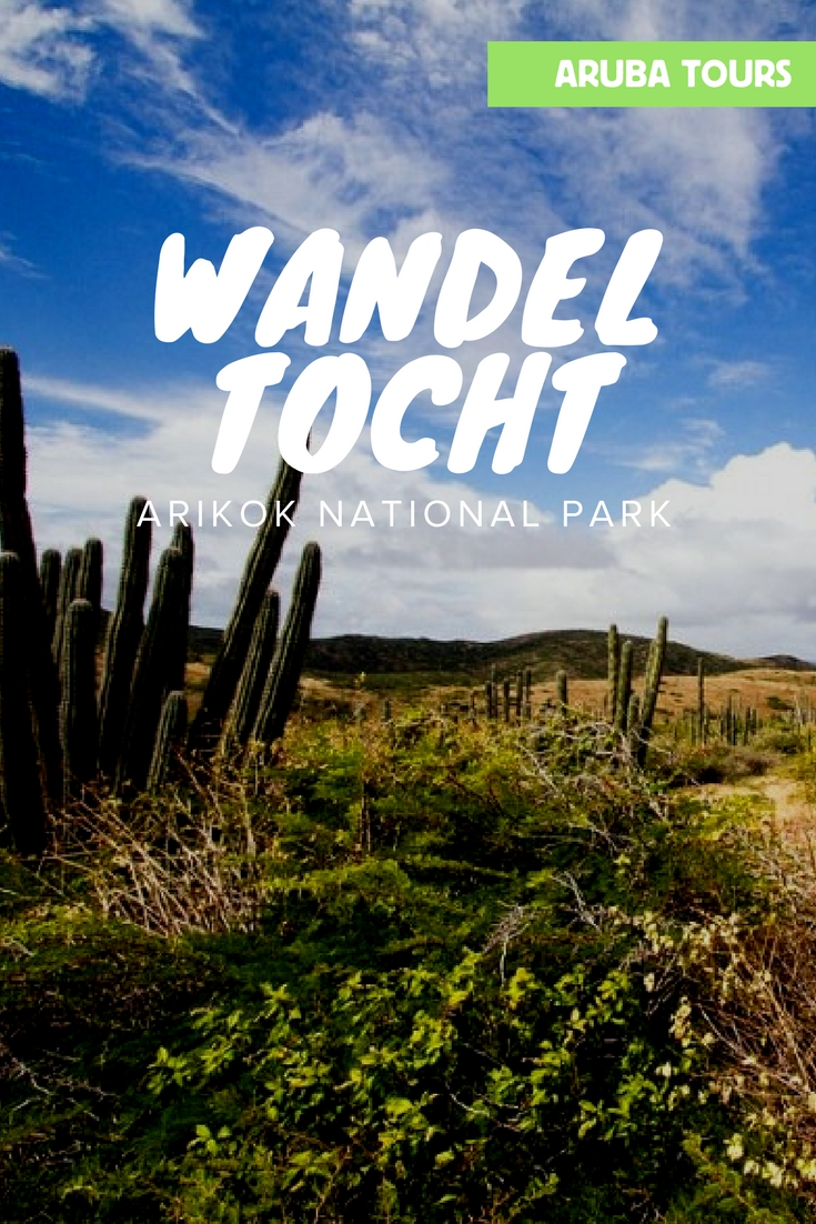 Tours op Aruba: Wandeltocht in Arikok National Park