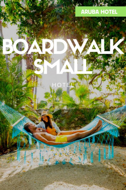 DolfijnGO - Hotels op Aruba - Boardwalk Small boetiek hotel