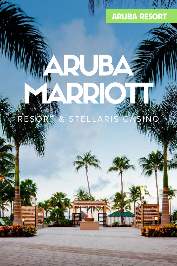 DolfijnGO - overnachten op Aruba - Marriott Resort & Stellaris Casino