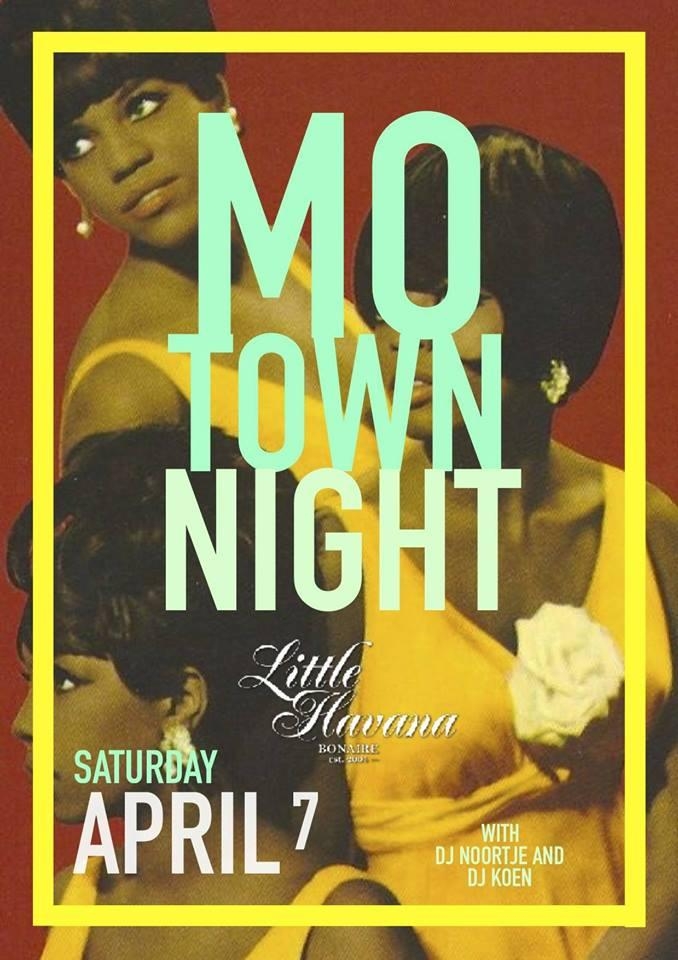 Motown Night bij Little Havana