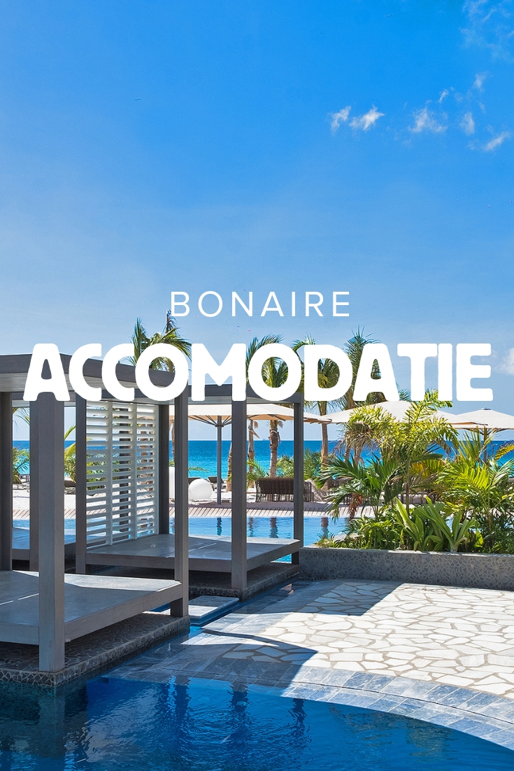 Hotels, villa's & resorts op Bonaire