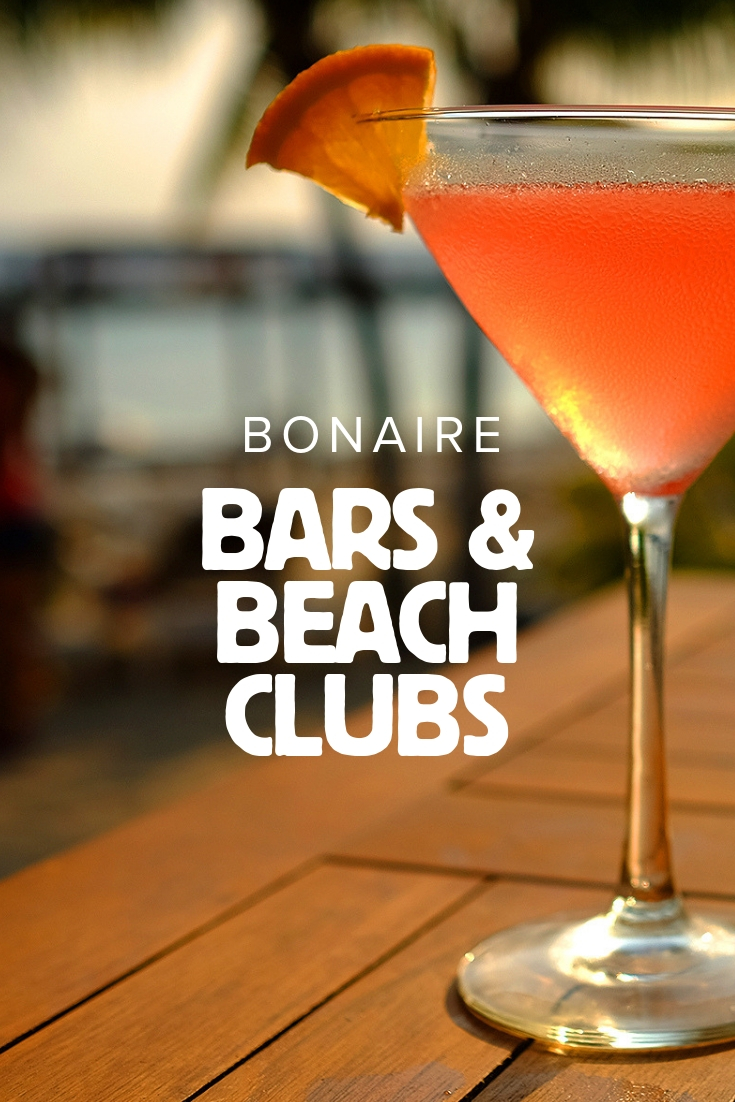 De beste bars & beachclubs op Bonaire