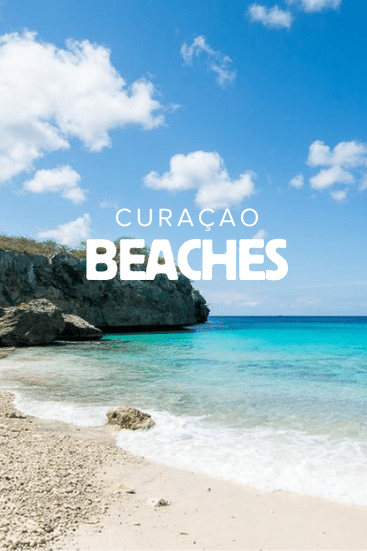 The best beaches to visit on Curacao island